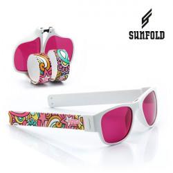 Óculos de sol enroláveis Sunfold TR4