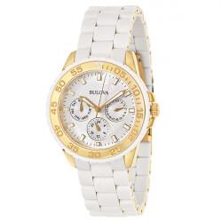 Bulova Reloj Mujer 98N102 (40 mm)