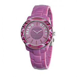 Miss Sixty Damenuhr R0753122502 (39 mm)