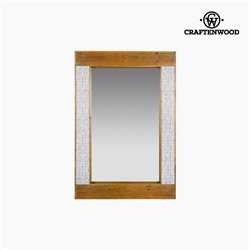 Miroir Sapin Mdf (110 x 76 x 43 cm) by Craftenwood