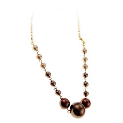 Ladies' Necklace Cristian Lay 43190720 (70 cm)