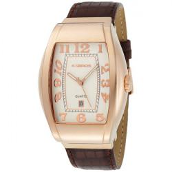 K&Bros Unisex Watch 9424-5-545 (40 mm)