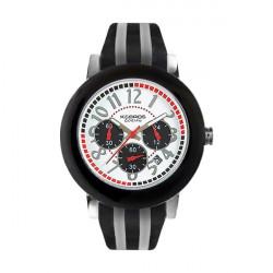 K&Bros Reloj Unisex 9427-2-710 (43 mm)
