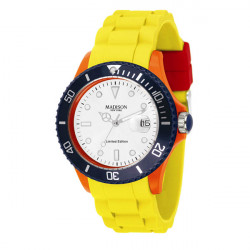Montre Unisexe Madison U4484C (40 mm)