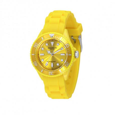 Unisex-Uhr Madison L4167-02 (35 mm)