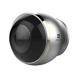 Caméra IP Ezviz CS-CV346-AO-7A3WFR 1344 x 1344 px 360º Argenté