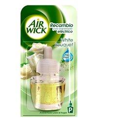 ανταλλακτικά για ηλεκτρικό αποσμητικό χώρου White Bouquet Air Wick (19 ml)