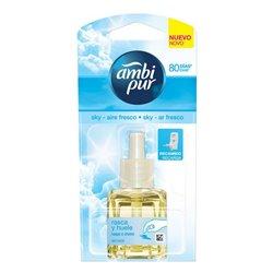 Recargas de Ambientador Elétrico Sky Ambi Pur (21,5 ml)