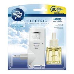 Electric Air Freshener + Refill Sky Ambi Pur (21,5 ml)