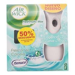 Diffusore Automatico Per Ambienti Freshmatic Nenuco Air Wick (250 ml)