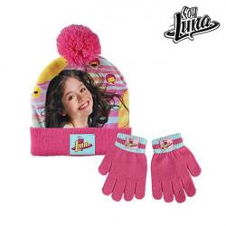 Mütze und Handschuhe Soy Luna 90583