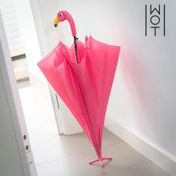 Guarda-chuva com Pé Flamingo Wagon Trend