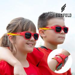 Óculos de Sol Enroláveis Infantis Sunfold Kids Mundial Spain