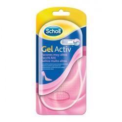 Semelles Gel Active Scholl Talons Très Hauts