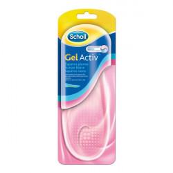 Semelles GelActiv Chaussures Plates Scholl