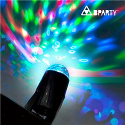 Proiettore LED Multicolor B Party