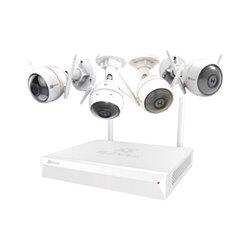 Videocámara de Vigilancia Ezviz CS-BW2824-B1E10 Wifi 1 TB