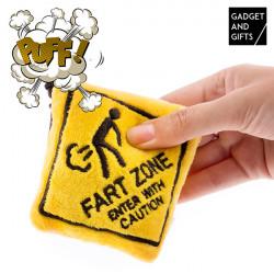 Gadget and Gifts Fart Zone Schlüsselanhänger