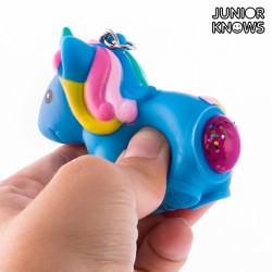 Llavero Squeeze Unicornio Junior Knows