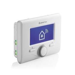 Ariston Drahtloses Zeitschaltthermostat Sensys 0,7W WIFI Weiß