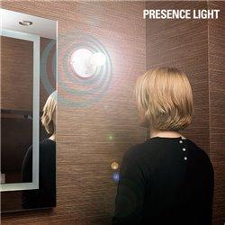 Douille d'Ampoule avec Détecteur de Mouvement Presence Light