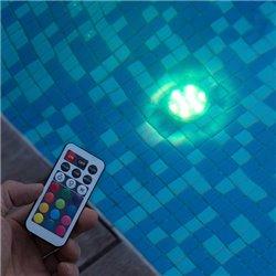 LED Submersible RGB (10 LED)