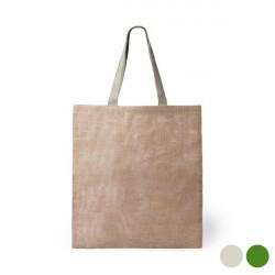 Borsa in Iuta (38 x 42 cm) 143047 Verde