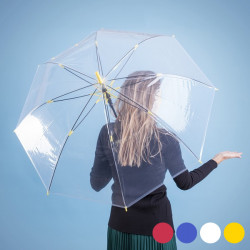Guarda-chuva Automático (Ø 100 cm) 145988 Amarelo
