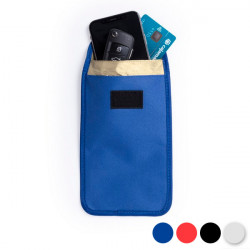 Estuche de Seguridad RFID 146007 Azul