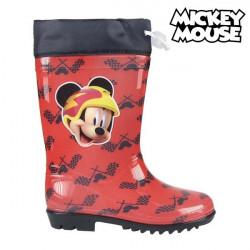 Stivali da pioggia per Bambini Mickey Mouse 73486 Rosso 27