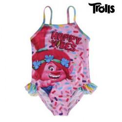Trolls Costume da Bagno per Bambini 72738 3 anni