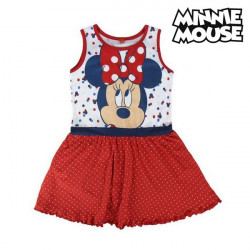 "Robe Minnie Mouse 71969 Rouge ""5 ans"""