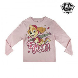 """Children's Long Sleeve T-Shirt The Paw Patrol 72360 Pink """"6 Years"""""""