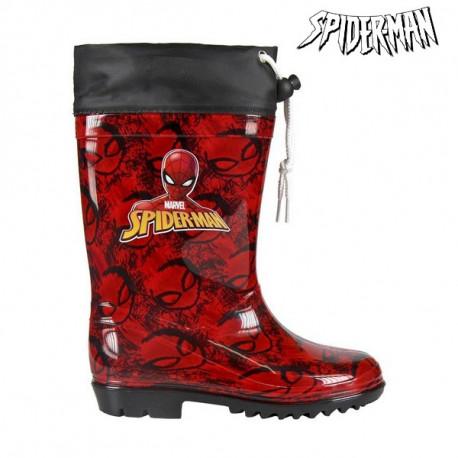 big sale 33851 56135 Spiderman Stivali da pioggia per Bambini 72760 24 Stivali di gomma