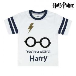 """Short Sleeve T-Shirt Premium Harry Potter 73498 """"4 Years"""""""