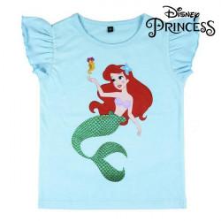 """Camiseta de Manga Corta Premium Princesses Disney 73501 """"3 Años"""""""