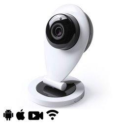 Camescope de surveillance HD WIFI 145321 Blanc