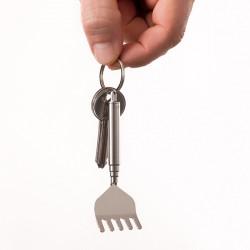 Porte-clés Gratte Dos Extensible