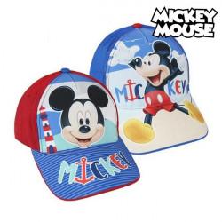 Mickey Mouse Cappellino per Bambini 73548 (48 cm) Rosso