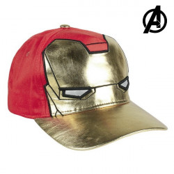 Cappellino per Bambini Ironman The Avengers 77655 (53 cm)
