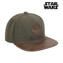 Gorra Unisex Rebel Star Wars 77914 (59 cm)