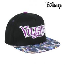 Gorra Unisex Villains Disney 77952 (57 cm)