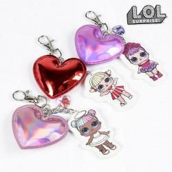 LOL Surprise! Porte-clés 70565 Rouge