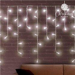 Luzes de Natal Brancas Sincelo (200 LED)