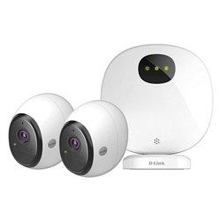 D-Link DCS-2802KT kit de videovigilância Sem fios/Wireless