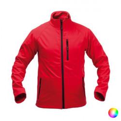 Jacke für Erwachsene Wasserfest 143854 Grau L