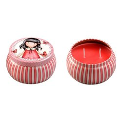 Scented Candle Time To Fly Gorjuss (275 g)