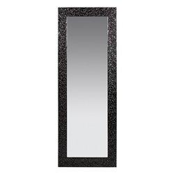 Specchio Dm Nero 147 x 45 cm