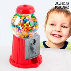 Máquina de Chicles Junior Knows (22 cm 88 g)