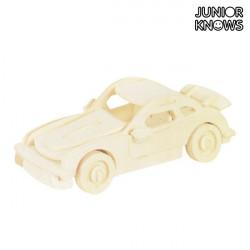 Auto Holzpuzzle